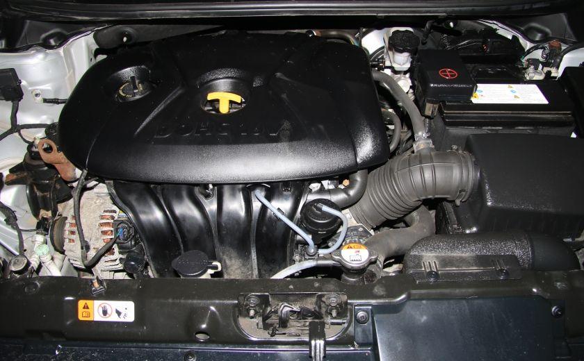 2013 Hyundai Elantra GL AUTO A/C GR ELECT BLUETHOOT #24