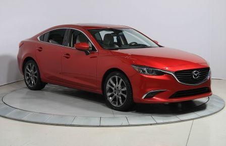 2016 Mazda 6 GT TECH PACK CUIR TOIT NAVI #0