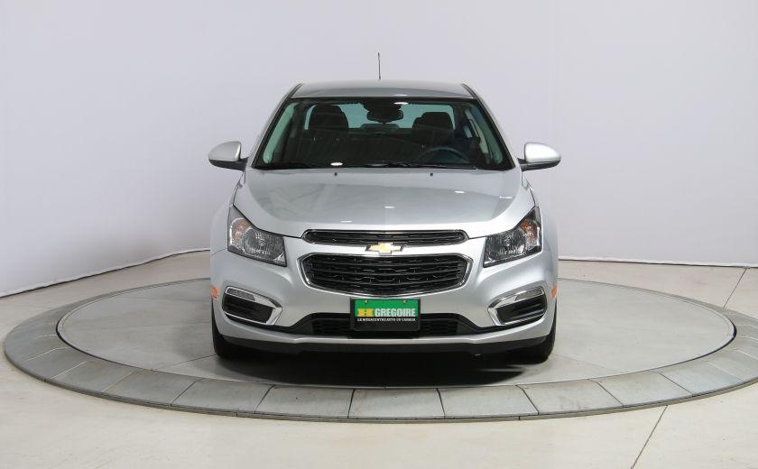 2016 Chevrolet Cruze LT AUTO A/C GR ELECT BLUETOOTH CAMERA RECUL #1