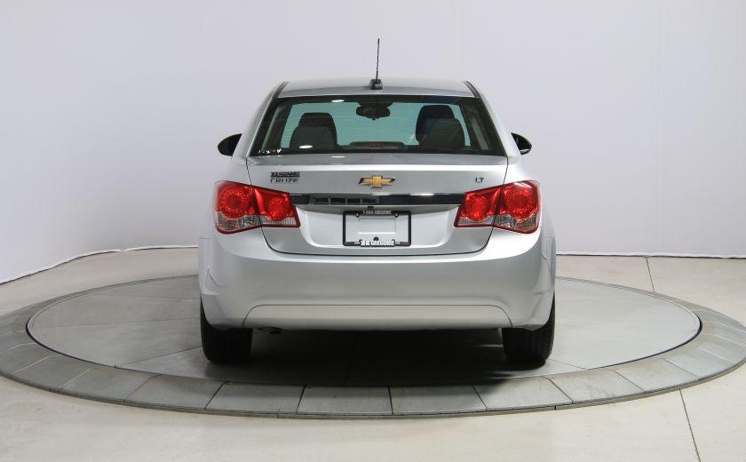 2016 Chevrolet Cruze LT AUTO A/C GR ELECT BLUETOOTH CAMERA RECUL #5