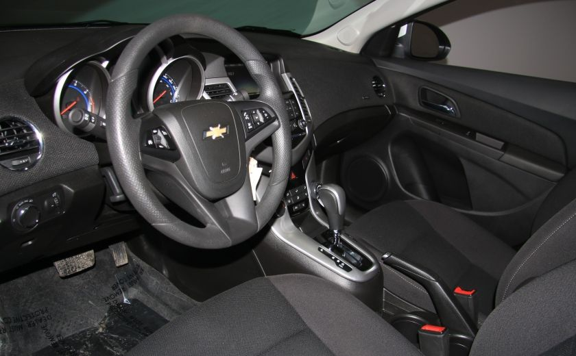 2016 Chevrolet Cruze LT AUTO A/C GR ELECT BLUETOOTH CAMERA RECUL #8