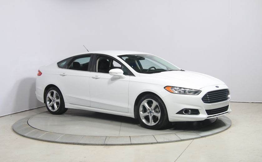 2016 Ford Fusion SE A/C GR ELECT MAGS BLUETOOTH #0