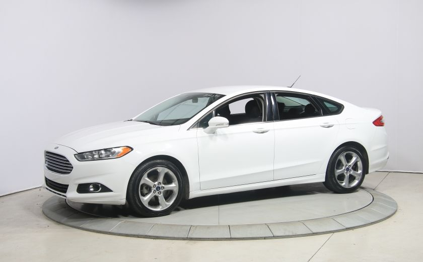 2016 Ford Fusion SE A/C GR ELECT MAGS BLUETOOTH #2