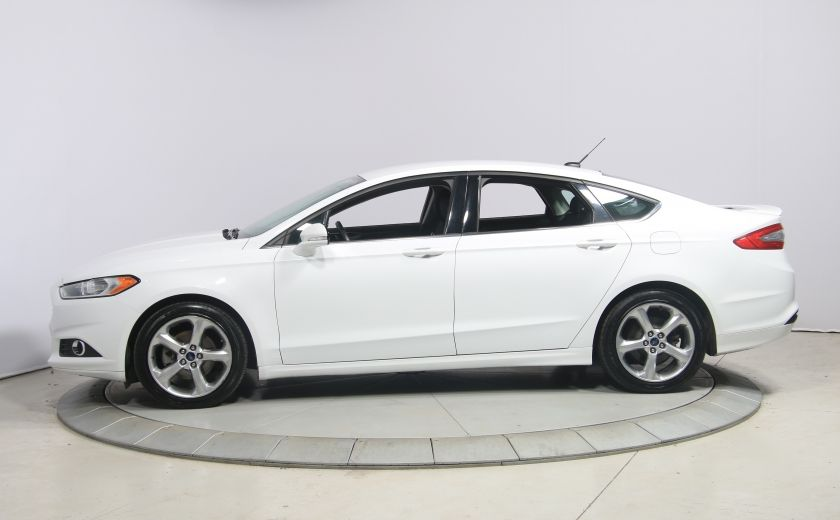 2016 Ford Fusion SE A/C GR ELECT MAGS BLUETOOTH #3