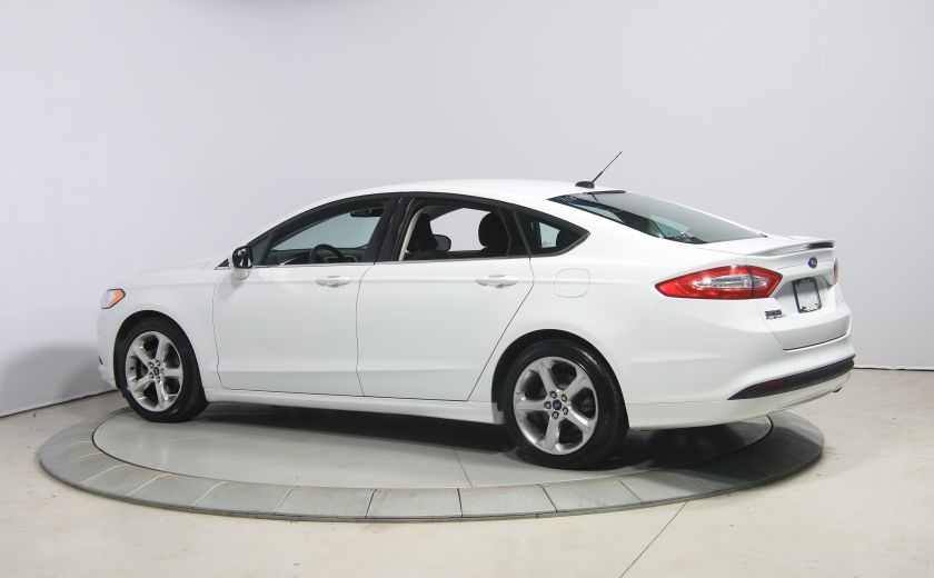 2016 Ford Fusion SE A/C GR ELECT MAGS BLUETOOTH #4
