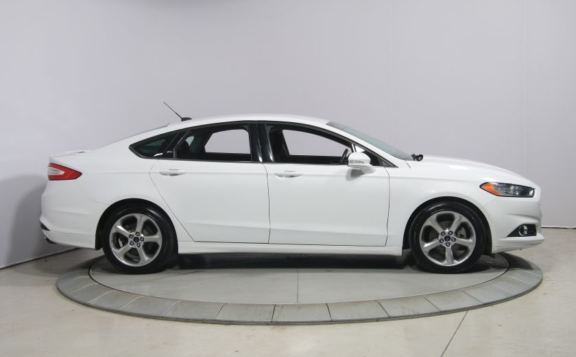 2016 Ford Fusion SE A/C GR ELECT MAGS BLUETOOTH #7