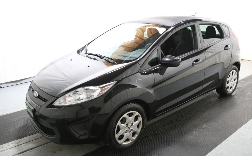 2013 Ford Fiesta HATCHBACK SE AUTO A/C SIEGES CHAUFFANT #2