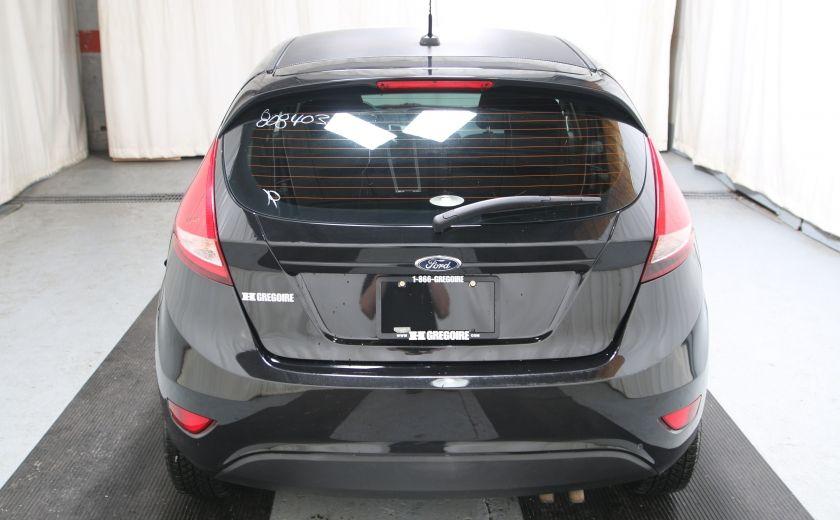 2013 Ford Fiesta HATCHBACK SE AUTO A/C SIEGES CHAUFFANT #4