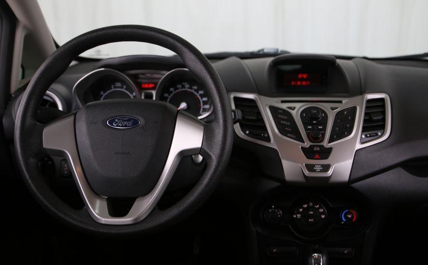 2013 Ford Fiesta HATCHBACK SE AUTO A/C SIEGES CHAUFFANT #10