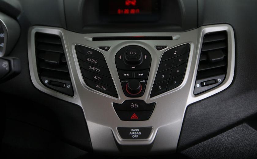 2013 Ford Fiesta HATCHBACK SE AUTO A/C SIEGES CHAUFFANT #11
