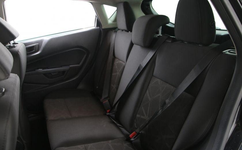 2013 Ford Fiesta HATCHBACK SE AUTO A/C SIEGES CHAUFFANT #14