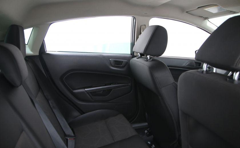 2013 Ford Fiesta HATCHBACK SE AUTO A/C SIEGES CHAUFFANT #15