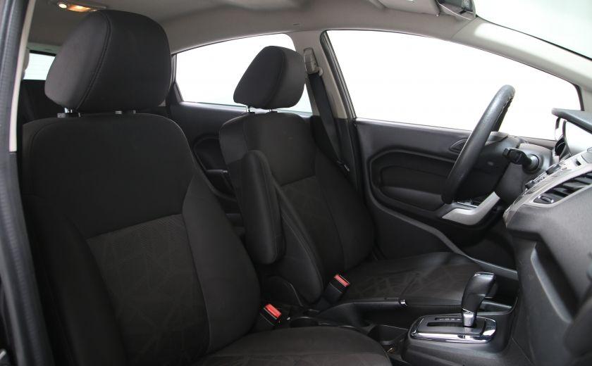 2013 Ford Fiesta HATCHBACK SE AUTO A/C SIEGES CHAUFFANT #19