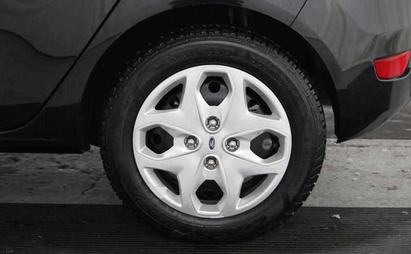2013 Ford Fiesta HATCHBACK SE AUTO A/C SIEGES CHAUFFANT #25