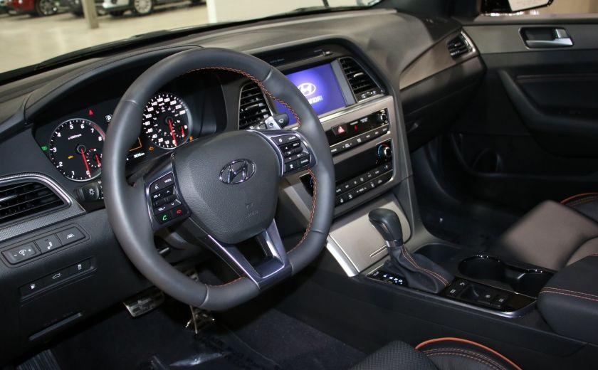 2016 Hyundai Sonata 2.0T Sport Ultimate AUTO A/C CUIR TOIT MAGS CAMERA #8