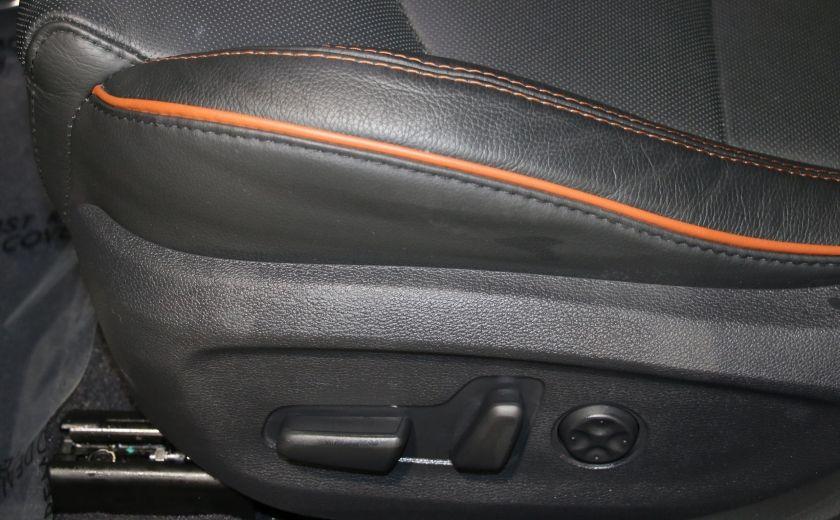 2016 Hyundai Sonata 2.0T Sport Ultimate AUTO A/C CUIR TOIT MAGS CAMERA #12