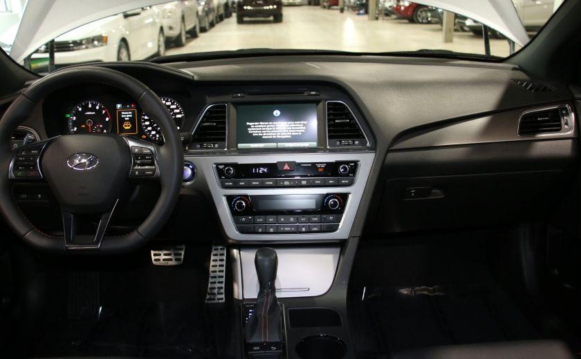 2016 Hyundai Sonata 2.0T Sport Ultimate AUTO A/C CUIR TOIT MAGS CAMERA #13