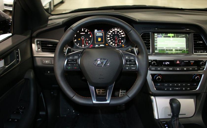 2016 Hyundai Sonata 2.0T Sport Ultimate AUTO A/C CUIR TOIT MAGS CAMERA #15