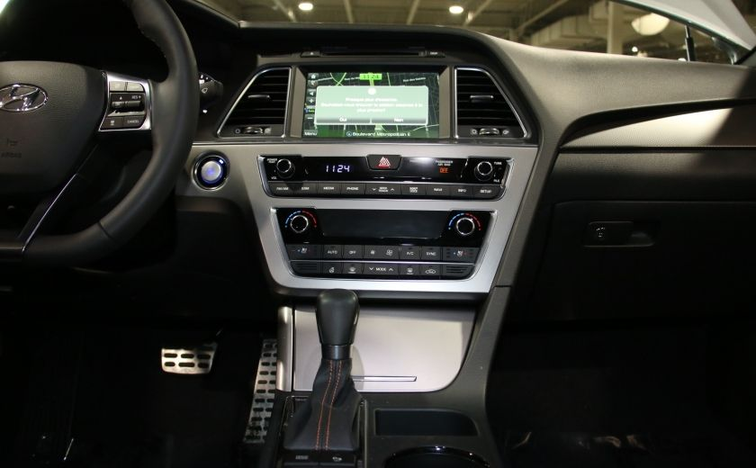 2016 Hyundai Sonata 2.0T Sport Ultimate AUTO A/C CUIR TOIT MAGS CAMERA #16