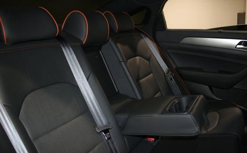 2016 Hyundai Sonata 2.0T Sport Ultimate AUTO A/C CUIR TOIT MAGS CAMERA #28