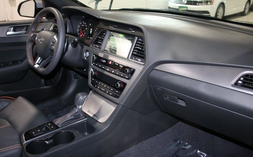2016 Hyundai Sonata 2.0T Sport Ultimate AUTO A/C CUIR TOIT MAGS CAMERA #29