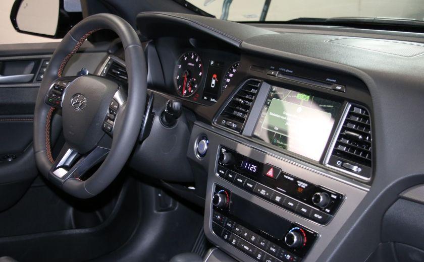 2016 Hyundai Sonata 2.0T Sport Ultimate AUTO A/C CUIR TOIT MAGS CAMERA #30