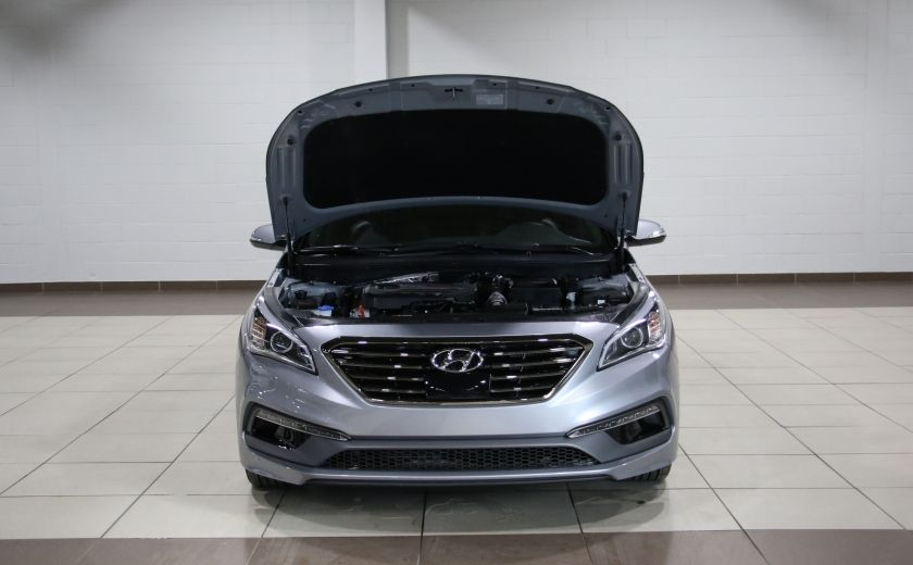 2016 Hyundai Sonata 2.0T Sport Ultimate AUTO A/C CUIR TOIT MAGS CAMERA #33
