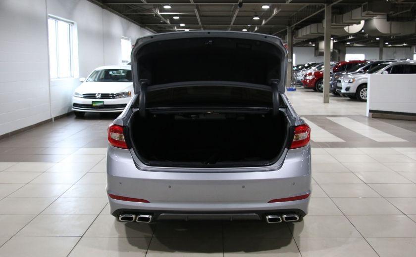 2016 Hyundai Sonata 2.0T Sport Ultimate AUTO A/C CUIR TOIT MAGS CAMERA #34