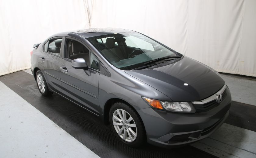 2012 Honda Civic EX #0