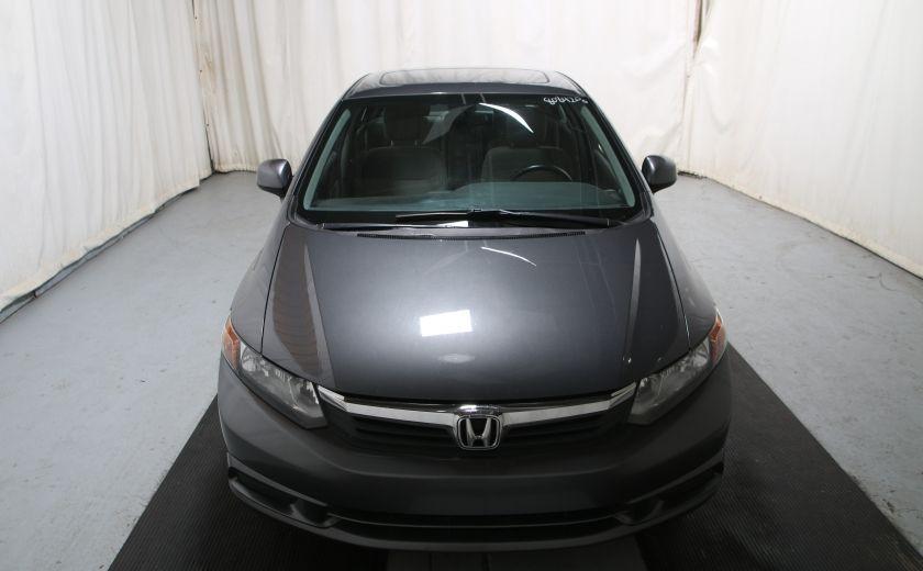 2012 Honda Civic EX #1
