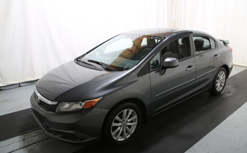 2012 Honda Civic EX #2