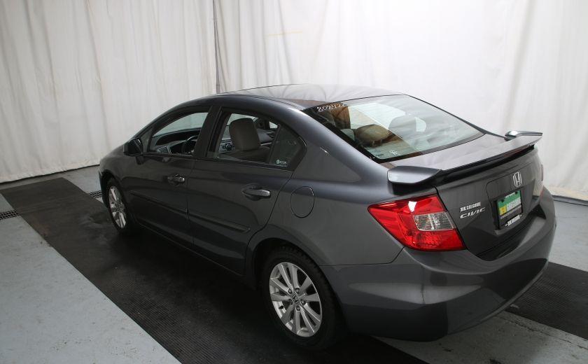 2012 Honda Civic EX #3