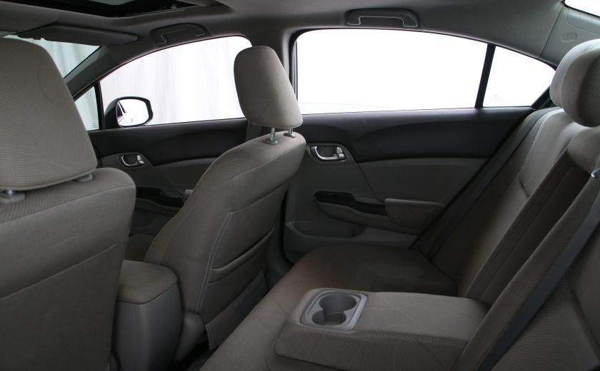 2012 Honda Civic EX #13