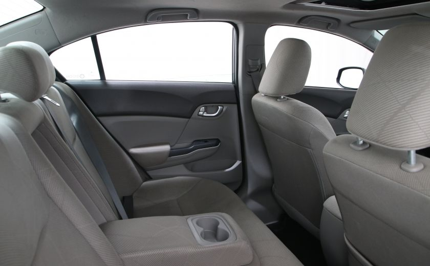 2012 Honda Civic EX #15