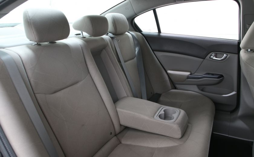 2012 Honda Civic EX #16
