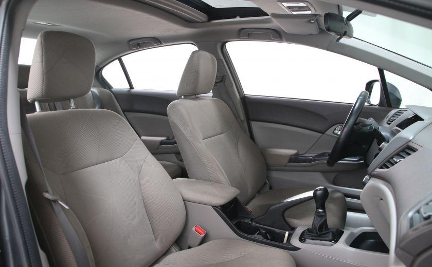 2012 Honda Civic EX #19