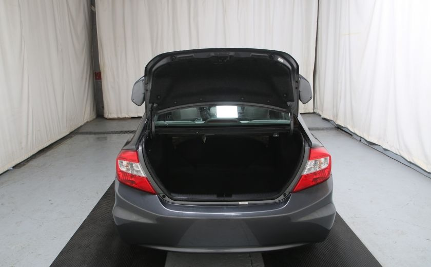2012 Honda Civic EX #22