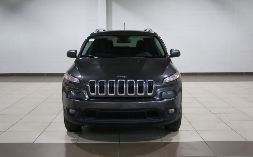 2014 Jeep Cherokee North 4WD AUTO A/C GR ELECT MAGS BLUETOOTH #1