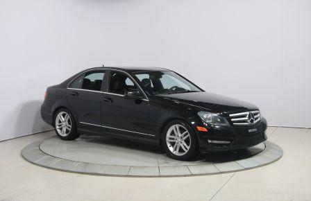 2012 Mercedes Benz C250 4MATIC AUTO CUIR TOIT MAGS #0