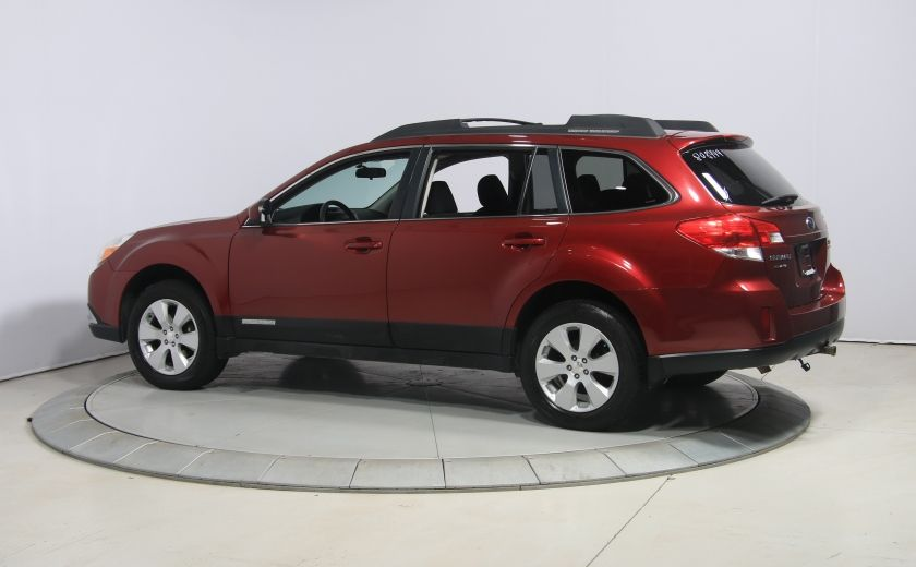 2011 Subaru Outback AWD #2