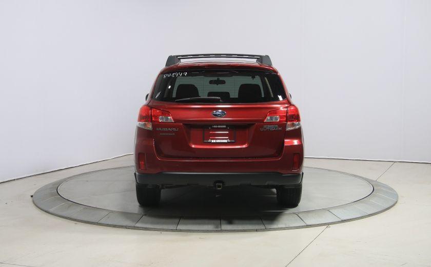 2011 Subaru Outback AWD #3
