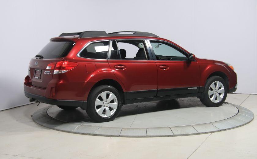 2011 Subaru Outback AWD #4