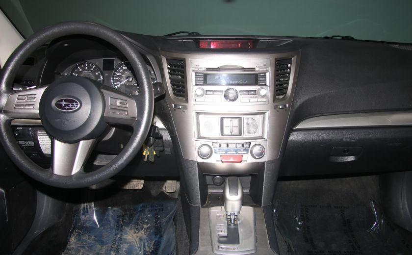 2011 Subaru Outback AWD #10