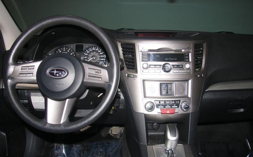 2011 Subaru Outback AWD #11