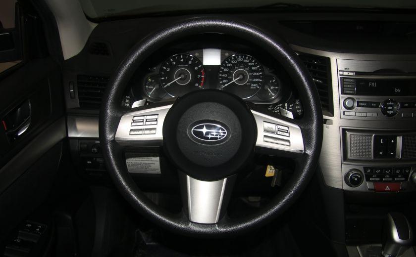 2011 Subaru Outback AWD #12