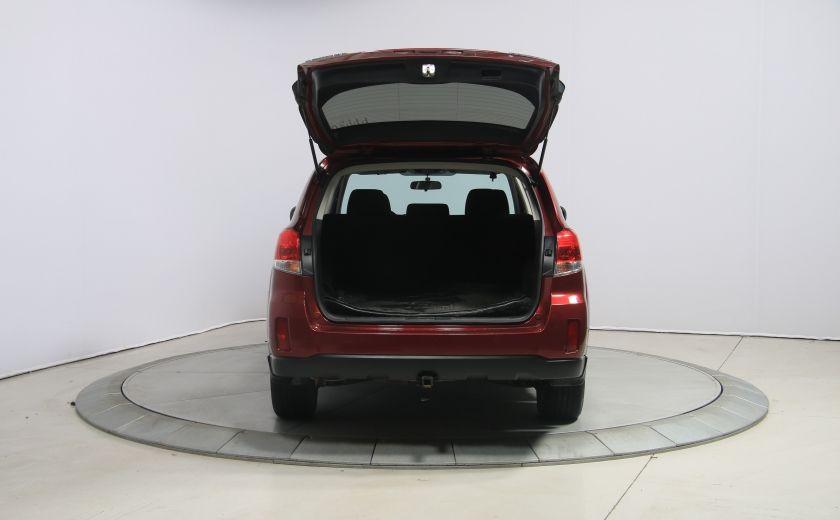 2011 Subaru Outback AWD #23