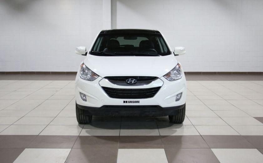 2013 Hyundai Tucson Limited AWD AUTO CUIR TOIT MAGS BLUETOOTH #1