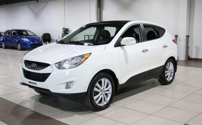 2013 Hyundai Tucson Limited AWD AUTO CUIR TOIT MAGS BLUETOOTH #2