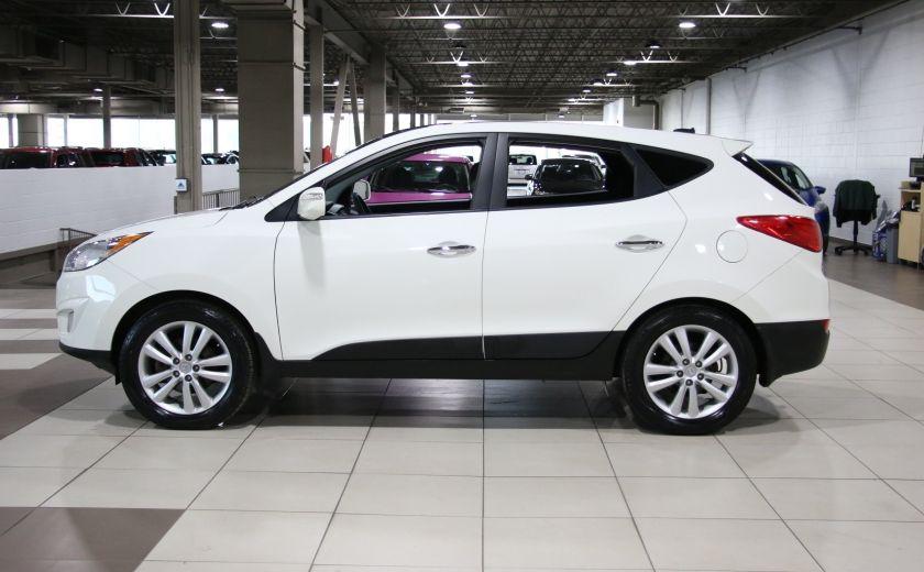 2013 Hyundai Tucson Limited AWD AUTO CUIR TOIT MAGS BLUETOOTH #3