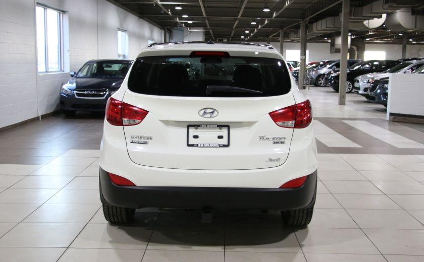 2013 Hyundai Tucson Limited AWD AUTO CUIR TOIT MAGS BLUETOOTH #5